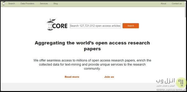 معرفی و بررسی موتور جستجو Core
