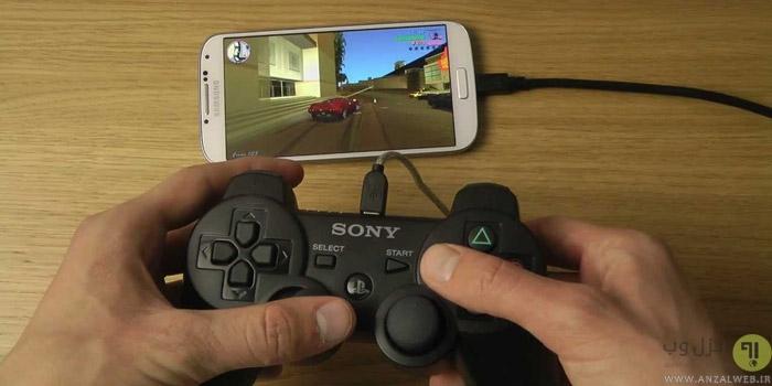 آموزش 5 روش اتصال دسته بازی PS، Xbox و کامپیوتر به گوشی اندروید