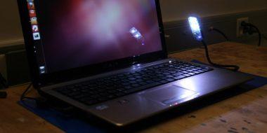 آموزش 2 روش ساخت چراغ LED USB برای لپ تاپ، مطالعه و.. در خانه