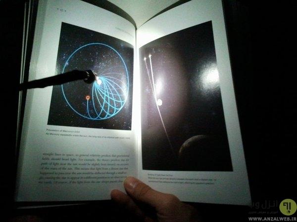 ساخت چراغ مطالعه ال ای دی