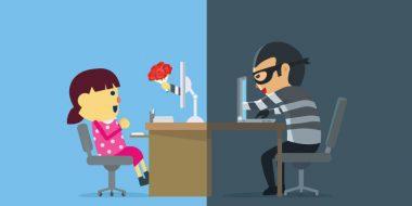 دزدی و کلاهبرداری آنلاین
