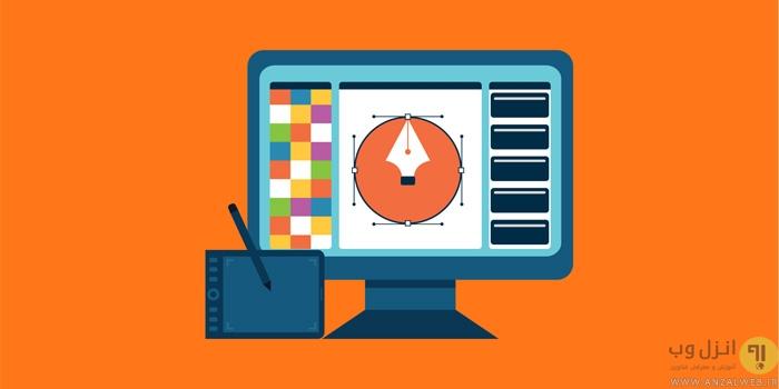 آموزش باز کردن فایل AI ادوب ایلاستریتور بدون برنامه Adobe Illustrator