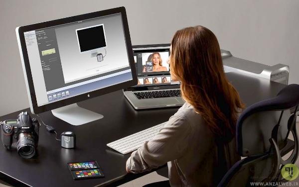 حل مشکل بزرگ یاکوچک شدن و تنظیم سایز صفحه مانیتور در ویندوز 10 ، 8 و 7