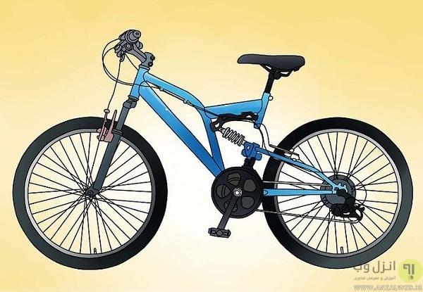 لوازم مورد نیاز برای ساخت دوچرخه برقی