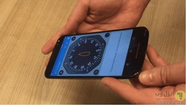 افزایش دقت جی پی اس با تنظیم مجدد تنظیمات GPS