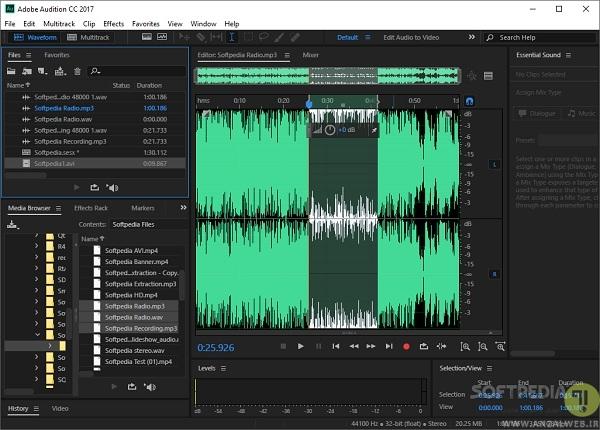 آموزش حذف صدای خواننده از آهنگ با Adobe Audition