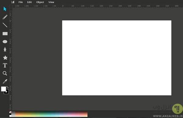 ساخت تصاویر SVG در سایت editor