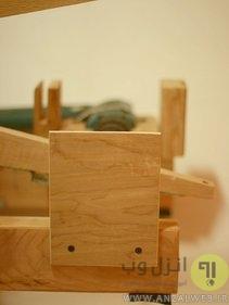 آموزش گام به گام ساخت اره مویی برقی