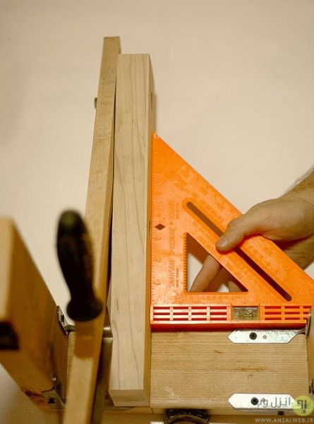 قدم 9 آموزش گام به گام ساخت اره مویی برقی