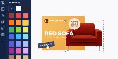 بهترین سایت های ساخت و طراحی بنر تبلیغاتی متحرک و ثابت رایگان آنلاین
