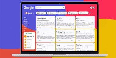 فعال کردن ظاهر جدید جیمیل و استفاده از امکانات آن: بکاپ، کپی و.. ایمیل ها
