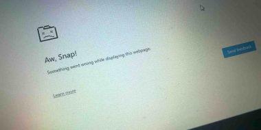 10 روش حل مشکل ارور Aw Snap گوگل کروم کامپیوتر و اندروید