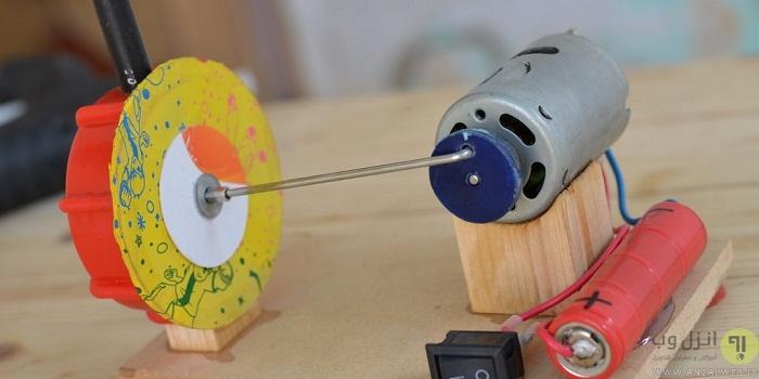 آموزش 3 روش ساخت پمپ باد قوی و ساده دست ساز در خانه
