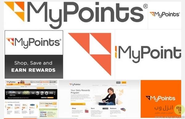Mypoints سایت گیفت کارت رایگان