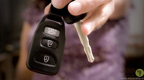 آموزش افزایش برد ریموت دزدگیر ماشین