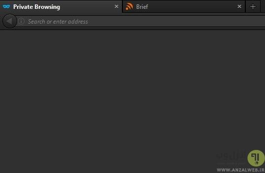 FT DeepDark - تم حالت شب فایرفاکس