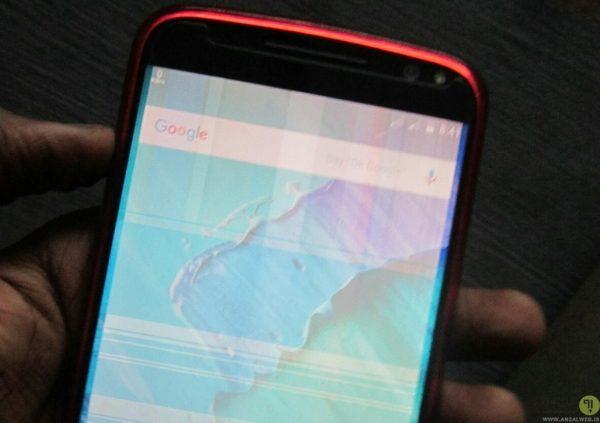حل مشکل چشمک و پرپر زدن صفحه گوشی اندروید