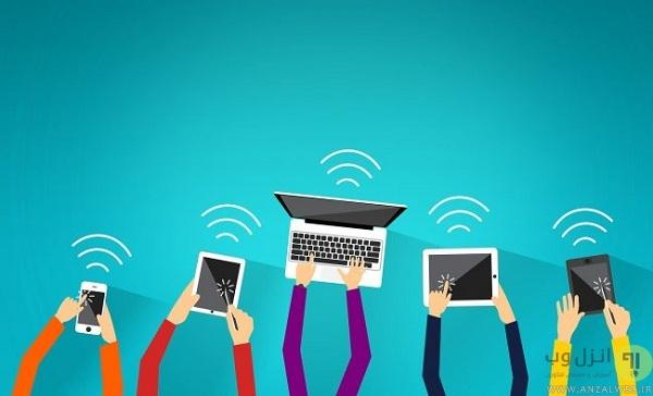 از لاگین شدن از وای فای و کامپیوتر های عمومی اجتناب کنید!