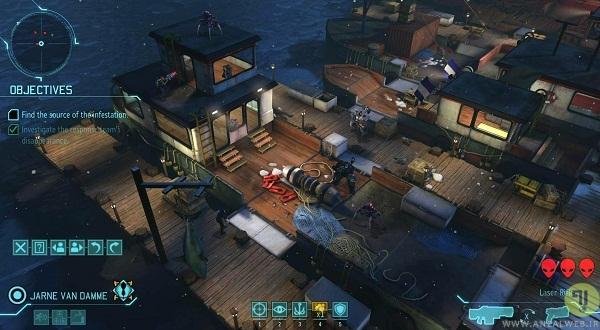 بازی استراتژیک XCOM: Enemy Within برای اندروید