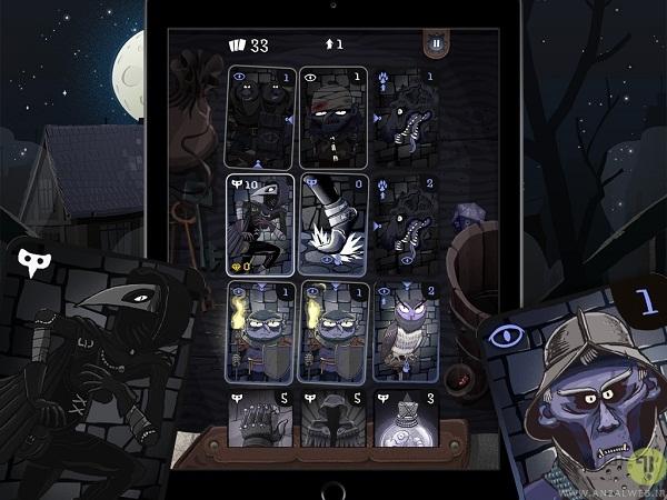 بازی استراتژی Card Thief