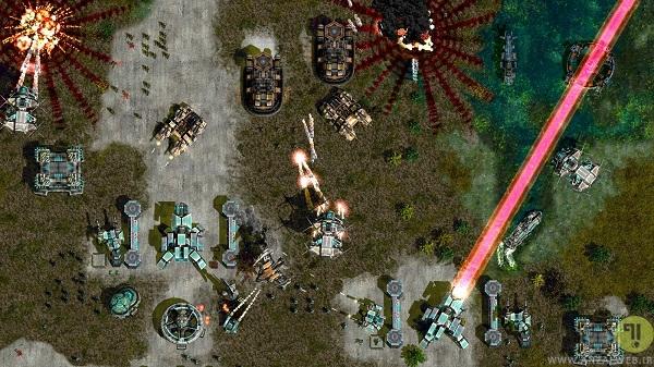 بازی اندروید Machines at War 3
