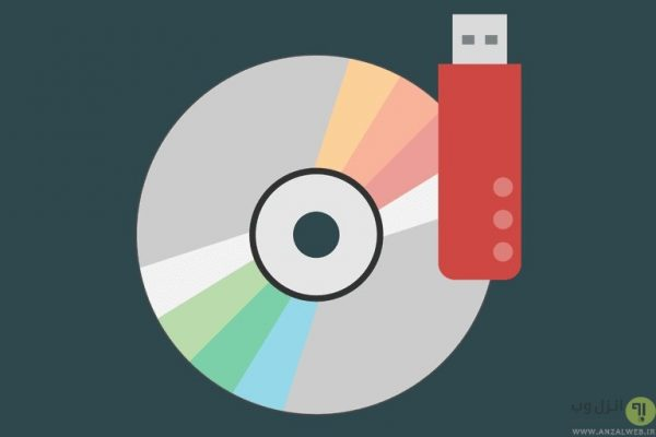 آموزش نحوه ساخت فایل ایزو از روی دیسک CD، DVD و..