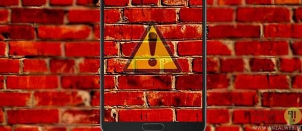 بریک شدن گوشی (Phone Brick) چیست؟