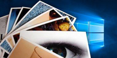 آموزش 5 روش تغییر سایز عکس در ویندوز 10، 8، 7 و..