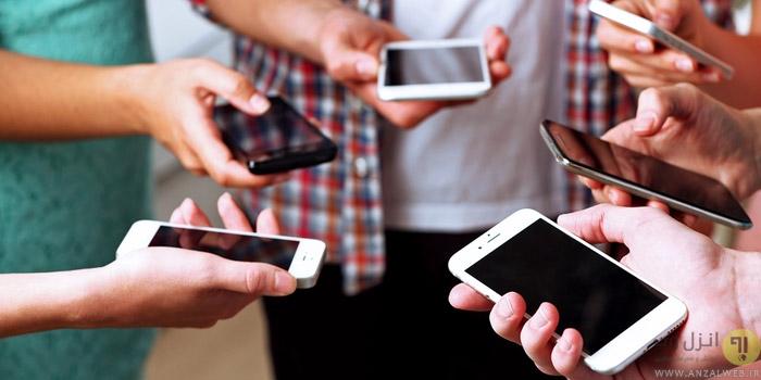 آموزش کامل رجیستر گوشی همراه معمولی، مسافری با سایت و اپ