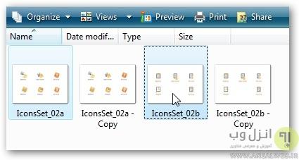 جلوگیری از کپی شدن اتفاقی فایل های انتخاب شده در ویندوز
