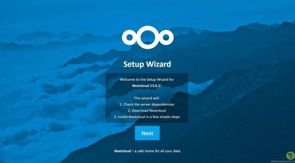 آموزش ساخت سایت آپلود سنتر ابری شخصی در هاست رایگان
