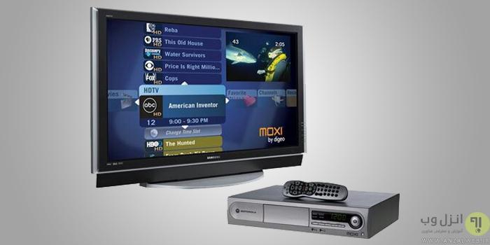آموزش کامل طریقه کانال یابی دستی و خودکار دستگاه گیرنده شبکه های دیجیتال