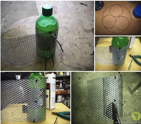 نحوه ساخت کولر تبخیری قابل حمل