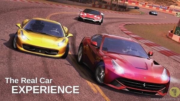 معرفی بهترین بازی مسابقه ای GT Racing 2