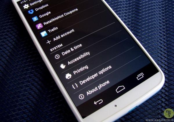 حل ارور نا معتبر بودن لایسنس برنامه با تنظیمات گوشی