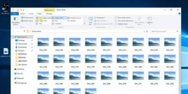 how to fix thumbnail previews not showing on windows 10 8 7