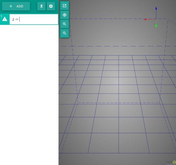 رسم آنلاین نمودار توابع ریاضی با mathpix