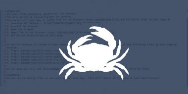 ویروس Crab و Gandcrab چیست و چگونه آنها را پاک کنیم؟