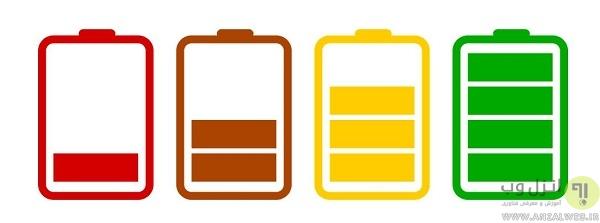 نحوه نشان دادن درصد باتری هدست ، هندزفری و سایر دستگاه های بلوتوث