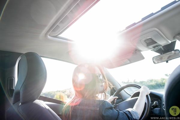 افزایش مدت زمان رانندگی