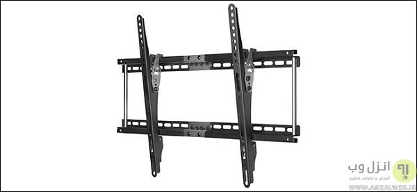 انتخاب براکت دیواری مناسب برای نصب تلویزیون به دیوار
