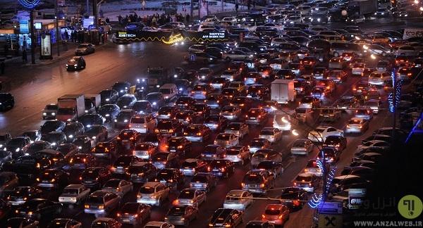 بهترین سایت های نقشه وضعیت ترافیک جاده ، اتوبان و معابرتهران، مشهد و.. آنلاین