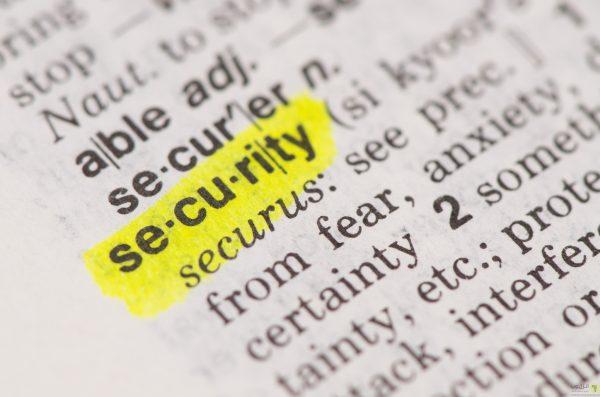 تعاریف مختلف امنیت اطلاعات