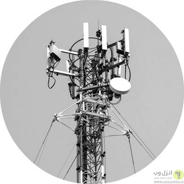 اثرات امواج آنتن های تلفن روی سایر جانداران