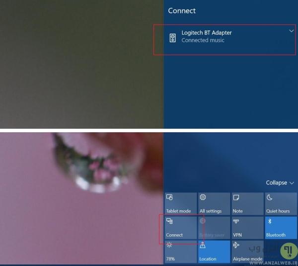 اتصال هندزفری بلوتوث به ویندوز 10