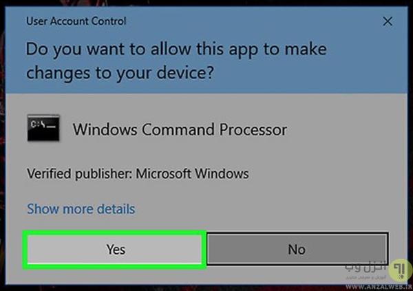 تنظیم زمان و تاریخ کامپیوتر با استفاده از Command Prompt