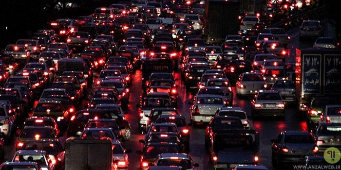 بهترین سرویس نقشه ترافیکی آنلاین تهران، کرج، مشهد و جاده سایر شهرهای ایران