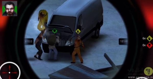 دانلود بازی تفنگی Hitman: Sniper