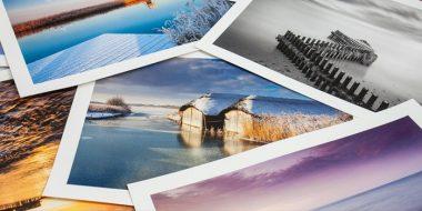 گذاشتن کادر سفید دور عکس