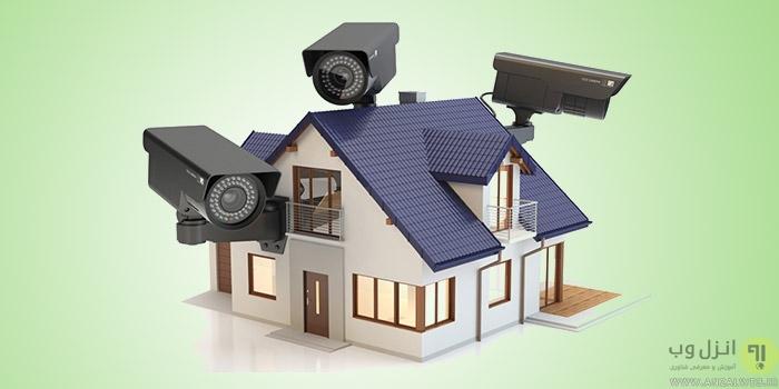 آموزش کامل نصب دزدگیر با سیم و بیسیم خانه و اماکن